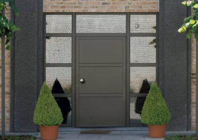schouten-kozijnen-voordeur-aluminium